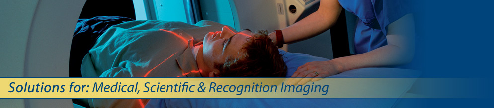 Solutions for: Medical, Scientific & Recognition Imaging