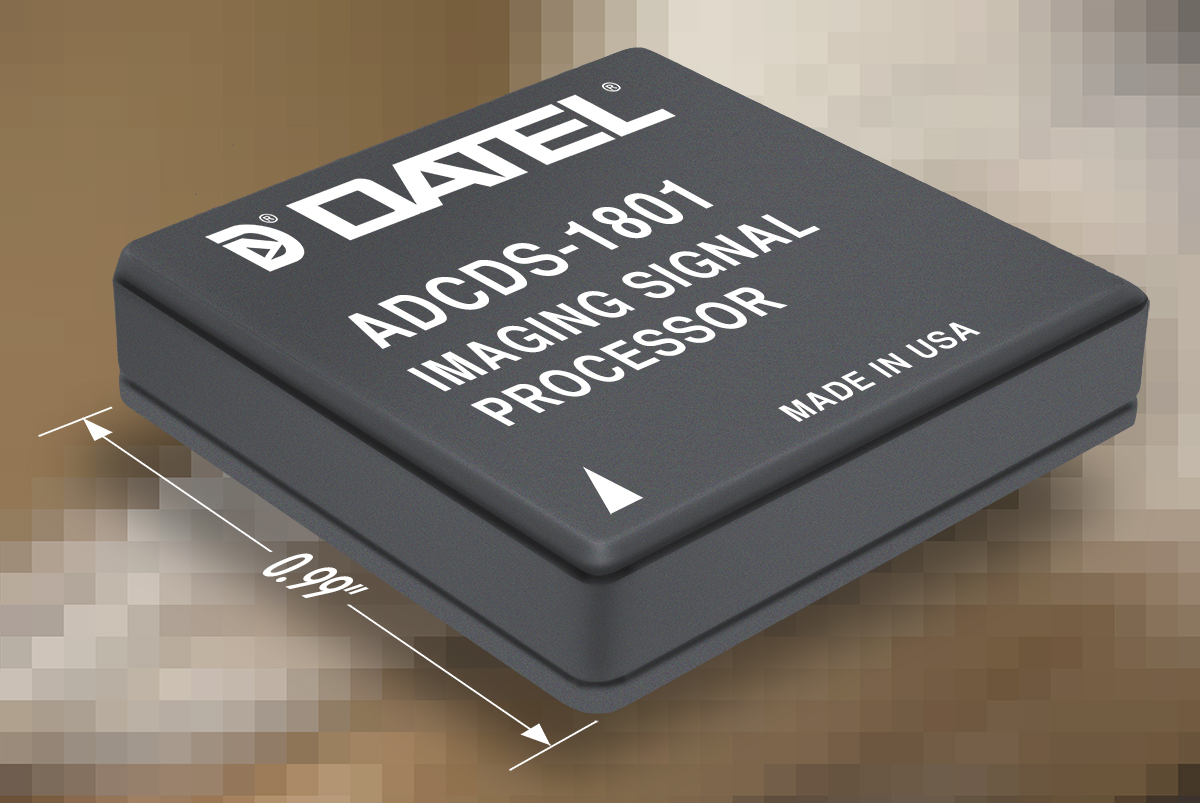 New Products News Datel Data Acquisition Components Monolithic Hybrid Digital To Analog Converters The Adcds 1801 Is An 18 Bit Industry Leading Integrated Solution For Ccd Signal Processing This Series Of Front End Imaging Are