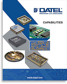 DATEL Custom and Special Capabilities